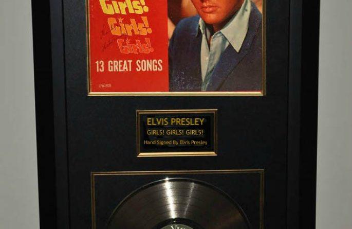 Elvis Presley – Girls! Girls! Girls!