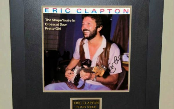 Eric Clapton – The Shape You're In