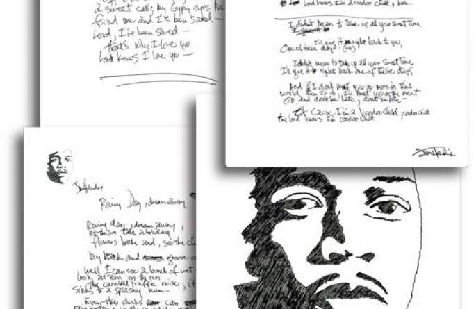 Folio II – Gypsy Eyes