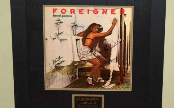 Foreigner – Head Games