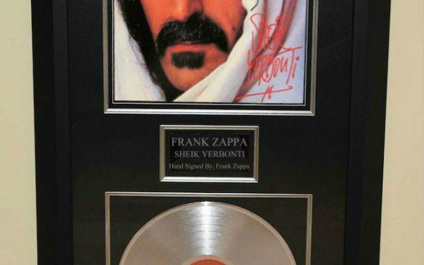 Frank Zappa – Sheik Yerbonti