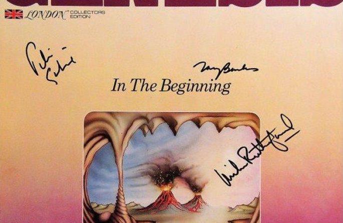 Genesis  –  In The Beginning