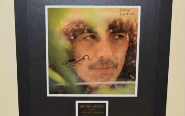 George Harrison – Debut