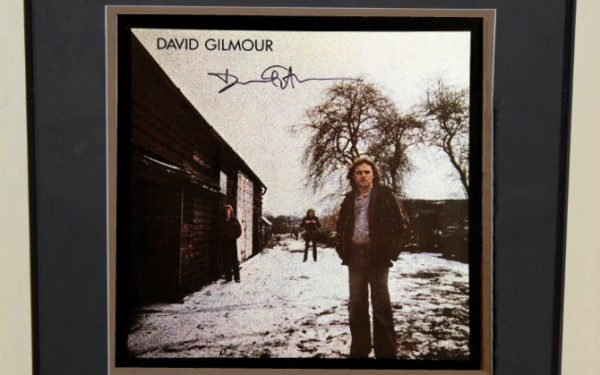 David Gilmour – Debut Release