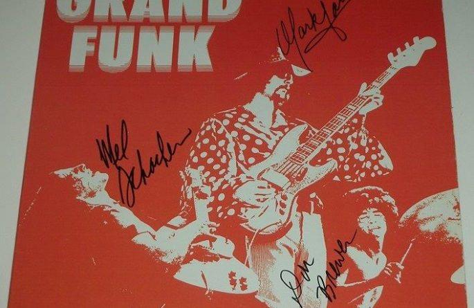 Grand Funk Railroad – Grand Funk