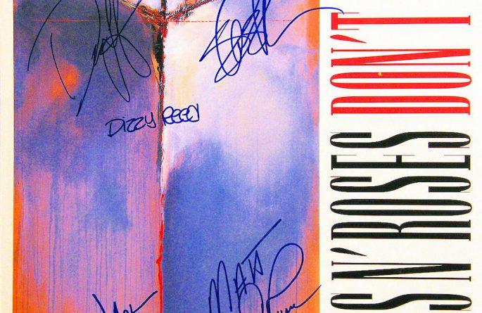 Guns N' Roses – Don't Cry