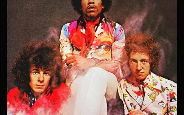 Electric Ladyland Double Cover Group Shot