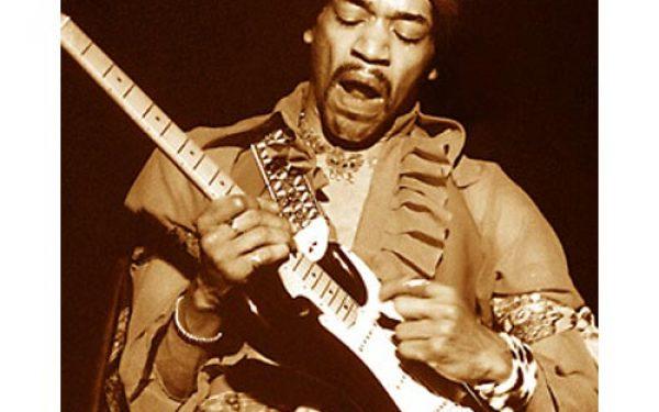 Hendrix Honolulu Sepia (1969)