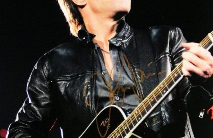 #1-Bon Jovi Signed 8×10 Photograph