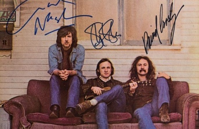 Crosby, Stills & Nash  –  Debut Release