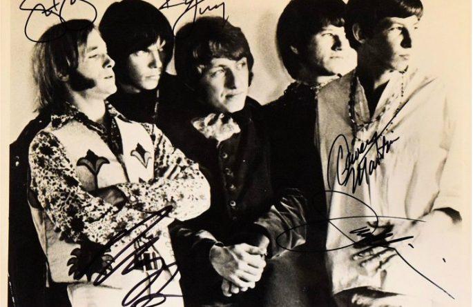 Buffalo Springfield Signed 8×10 Photograph