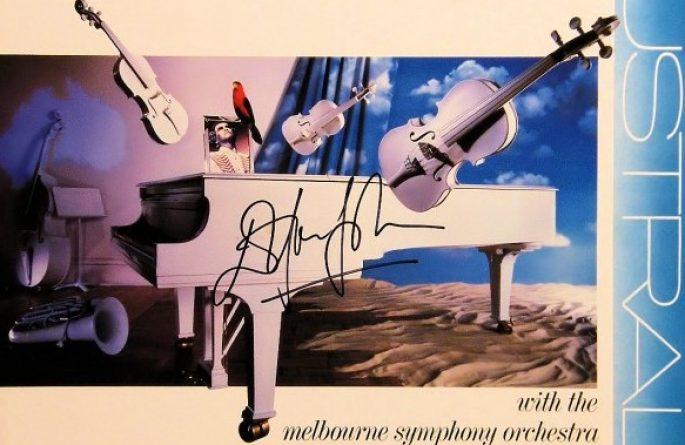 Elton John – Live In Australia