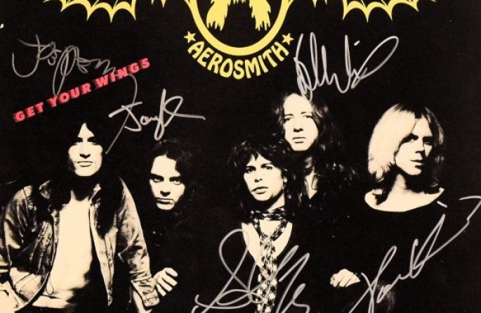 Aerosmith – Get Your Wings