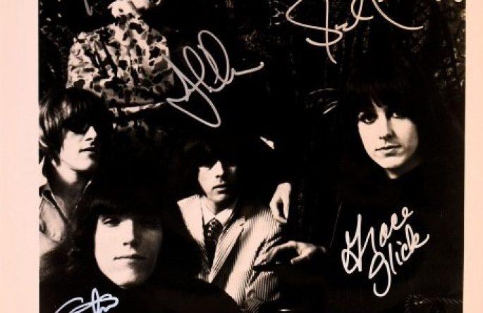 #1-Jefferson Airplane Signed Photograph