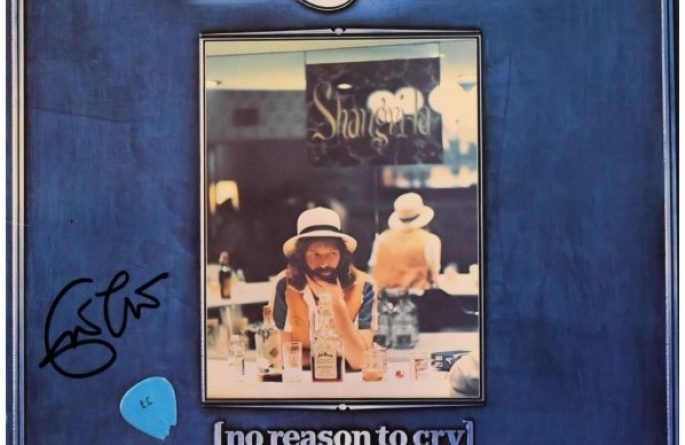 Eric Clapton – No Reason To Cry