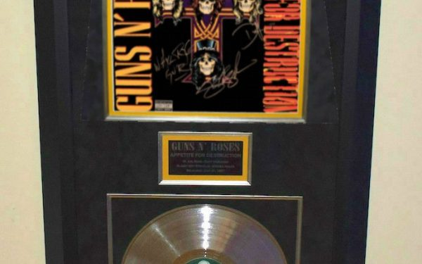 Guns N' Roses – Appetite For Destruction