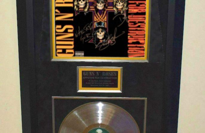 Guns N' Roses – Appetite For Destruction