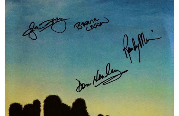 Eagles – Debut