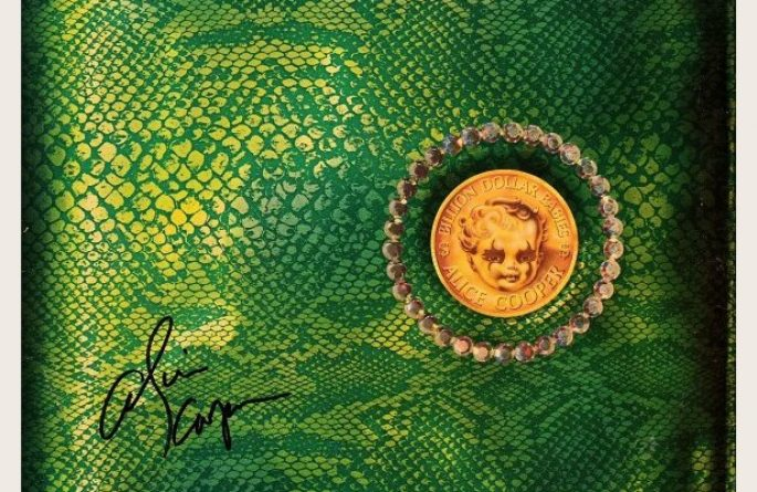 Alice Cooper – Billion Dollar Babies