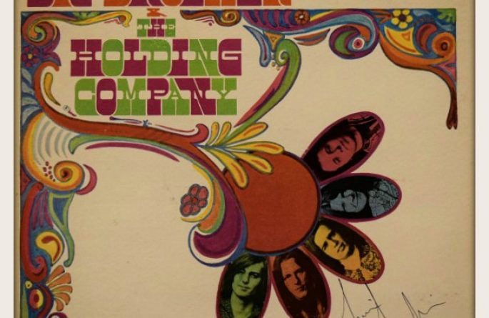 Janis Joplin Big Brother & The Holding Company