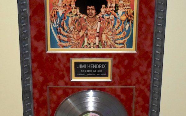 Jimi Hendrix – Axis: Bold As Love