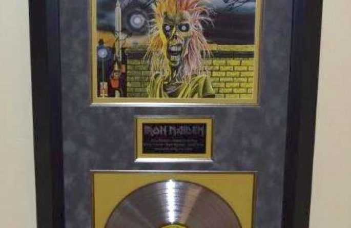 Iron Maiden – Debut Release