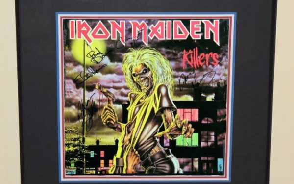 Iron Maiden – Killers