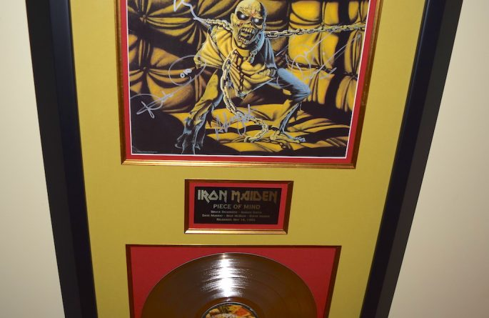 Iron Maiden – Piece Of Mind