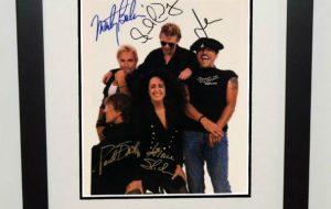 #2-Jefferson Airplane Signed Photograph