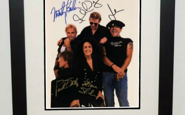 #2-Jefferson Airplane Signed 8×10 Photograph