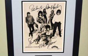 #2-Jefferson Starship Signed Photograph