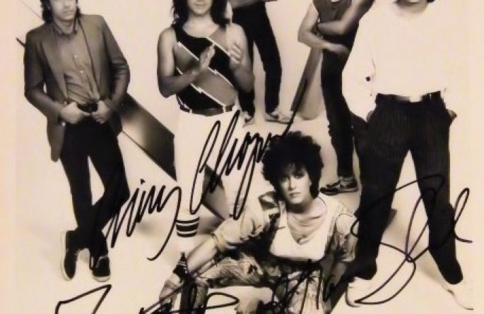 #2-Jefferson Starship Signed Photograph