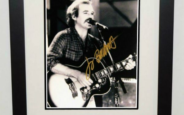 #2-Jimmy Buffett Signed Photograph