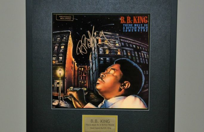 B.B. King – There Must Be A Better World
