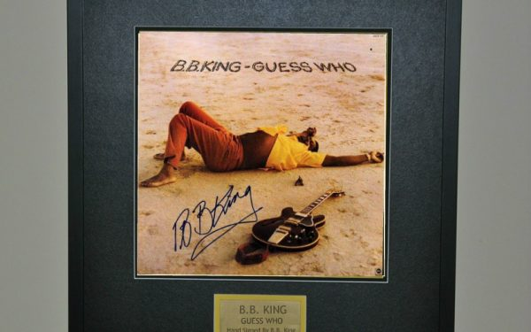 B.B. King – Guess Who