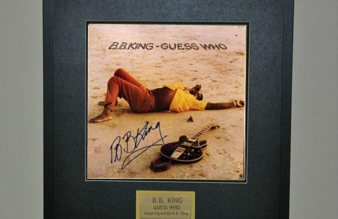 B.B. King – Guess Who
