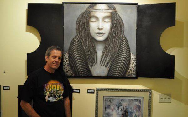 Carl Kunz Artwork in ROCK STAR gallery