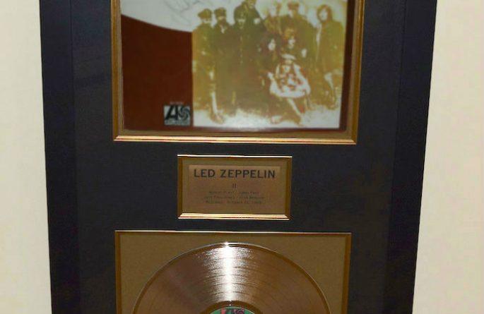 Led Zeppelin – II
