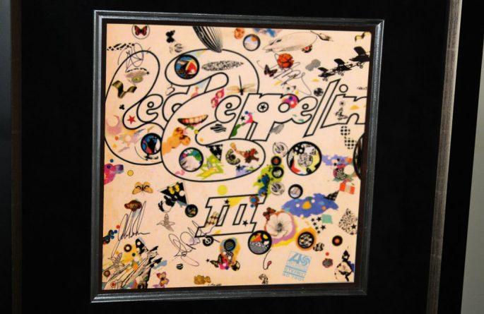 Led Zeppelin – III