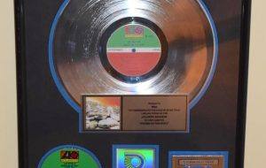 RIAA Gold and Platinum Awards
