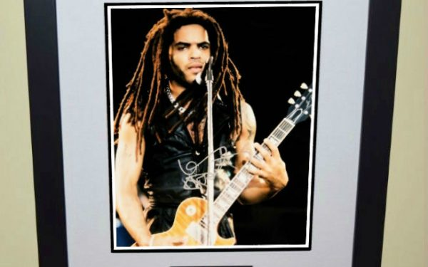 #1-Lenny Kravitz Signed 8×10 Photograph