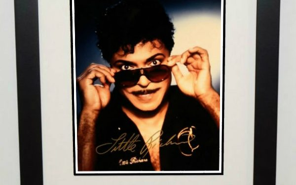 Little Richard Signed 8×10 Photograph