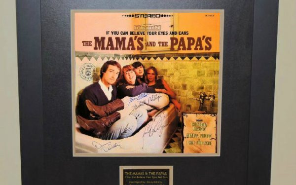 The Mama's & The Papas – If You Can Believe Your Eyes And Ears