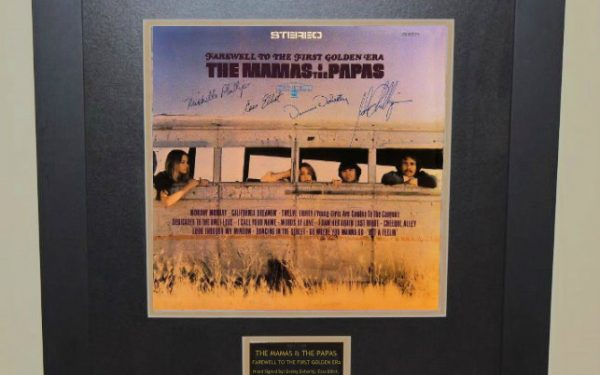 The Mamas & The Papas  –  Farewell To The First Golden Era