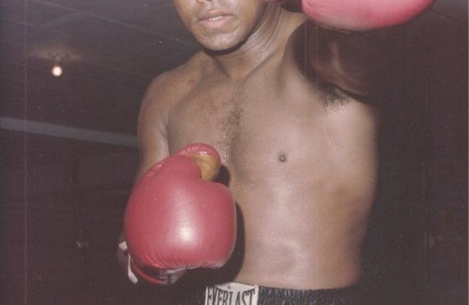 #5-Muhammad Ali Signed 8×10 Photograph