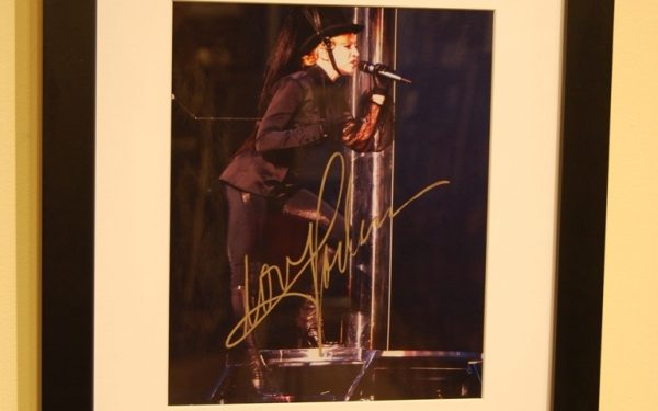 #3-Madonna Signed 8×10 photograph