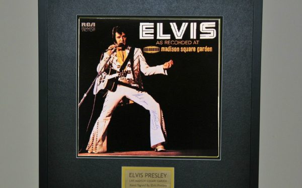Elvis Presley – Live Madison Square Garden