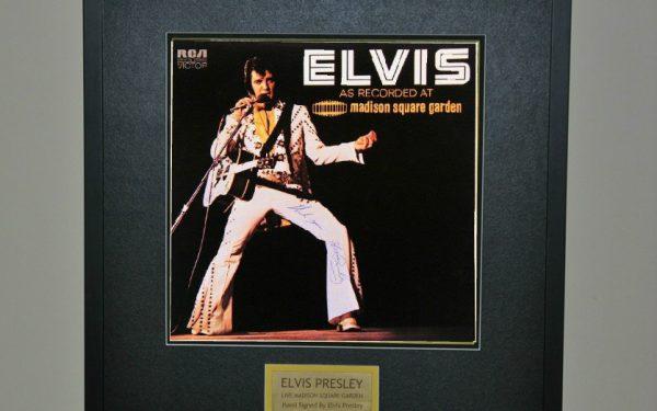 Elvis Presley – Live Madison Square Garden
