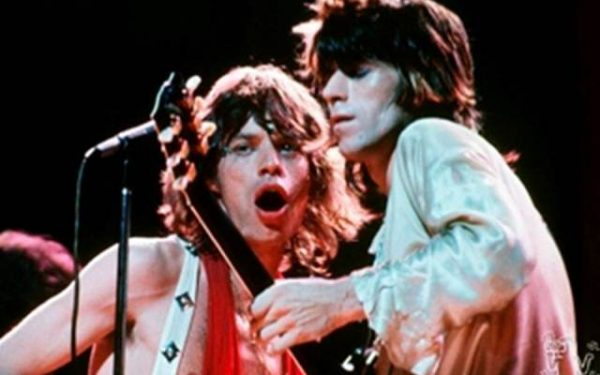 Mick Jagger & Keith Richards Live, MSG, NYC, 1972