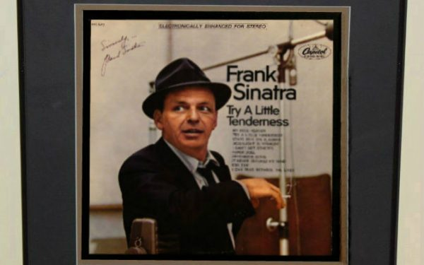 Frank Sinatra – Try A Little Tenderness